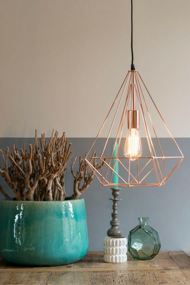 52 best Lampy z drutu! images on Pinterest   Pendant lamp ...