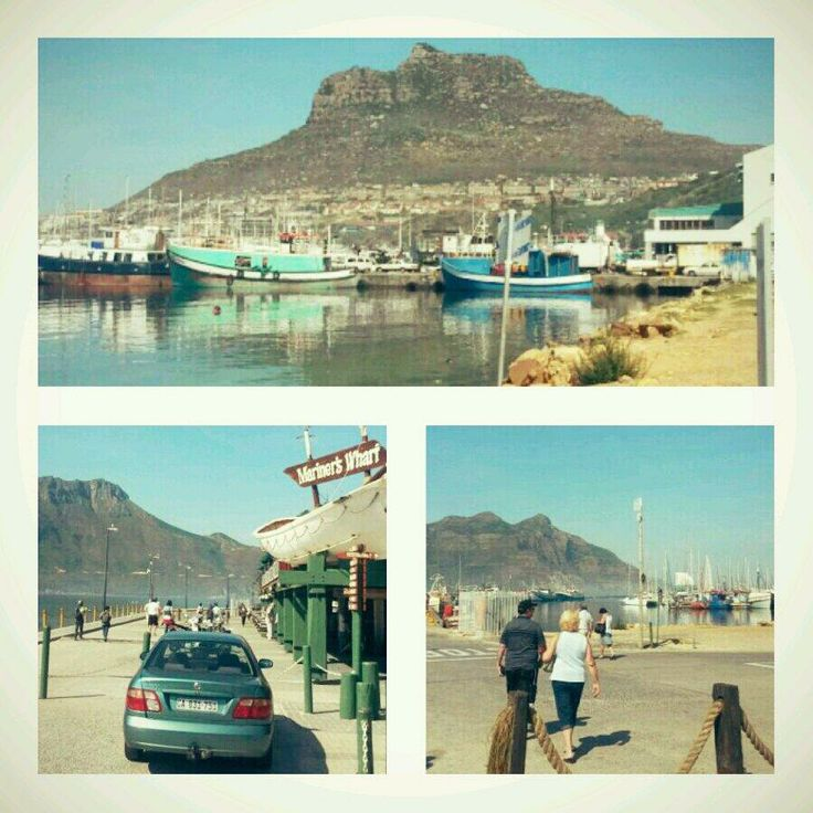 The ever popular Hout Bay Harbour ~ image captured by @jolina_3708