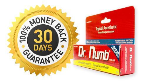Buy Dr. Numb Lidocaine Numbing Cream - Shop Dr. Numb
