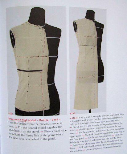 Draping - Fashion Design: Patternmaking, Grading, Draping 78