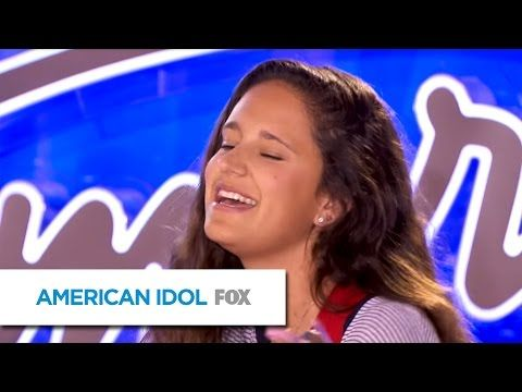 Avalon Young - Audition - AMERICAN IDOL - YouTube