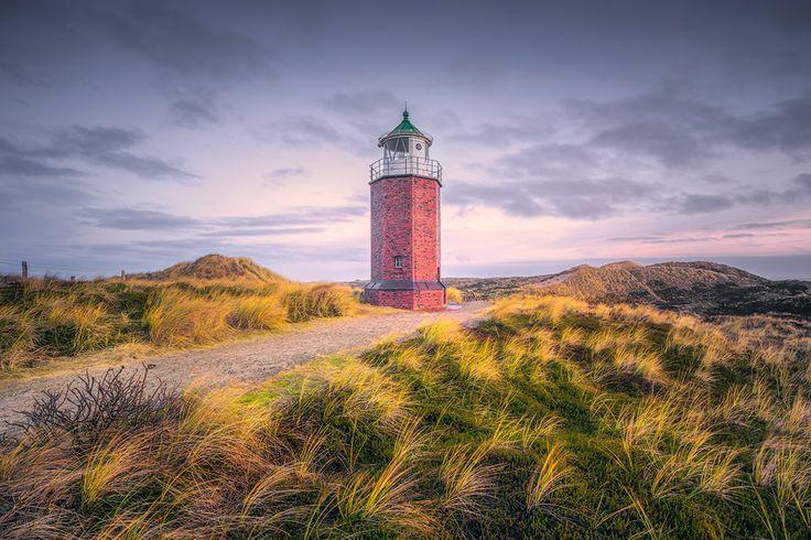 © Dirk Wiemer - www.dirkwiemer.de - Achteckiger Leuchtturm (Rotes Kliff) - #sylt #wirsindinsel #kampen #westerland #list #wenningstedt #leuchtturm #roteskliff #quermarkenfeuer #nordsee #nordfriesland #friesland