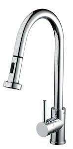 Bristan Apricot sink mixer tap with pull out spray