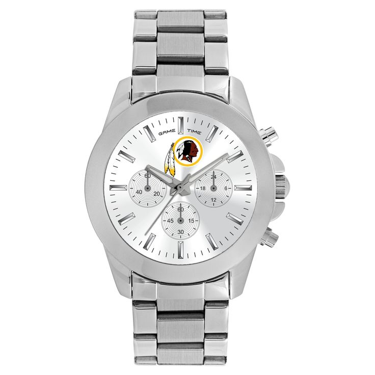 Women's Game Time NFL Knockout Sports Watch - Silver - San Diego Chargers, Los Angeles Chargers