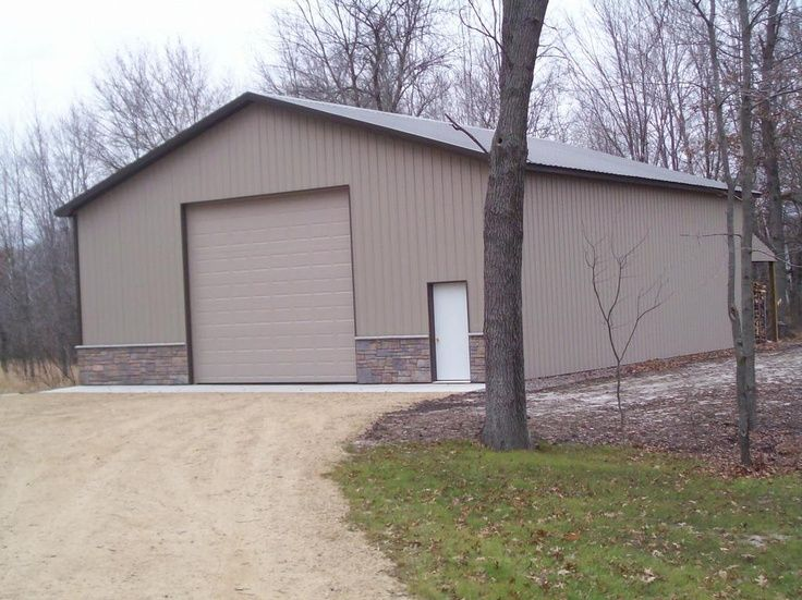 Metal shop buildings with living quarters google search for Pole barn home plans with garage