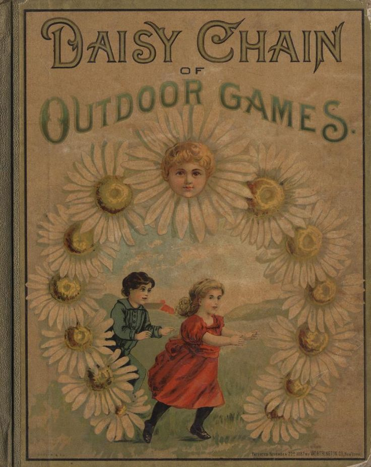 Daisy's Chain of Outdoor Games