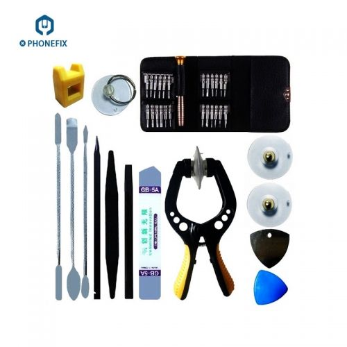 VIPFIX 38 IN 1 Mobile Phone Opening Tool Kit, mobile phone
