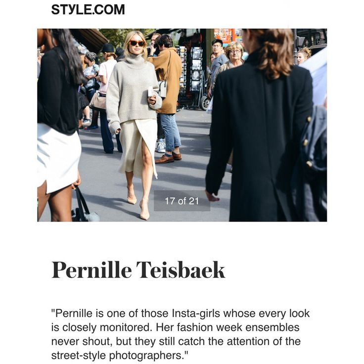 Look De Pernille - Page 7 of 388
