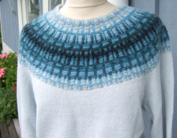 Bohus Knitting: The Story of its Start