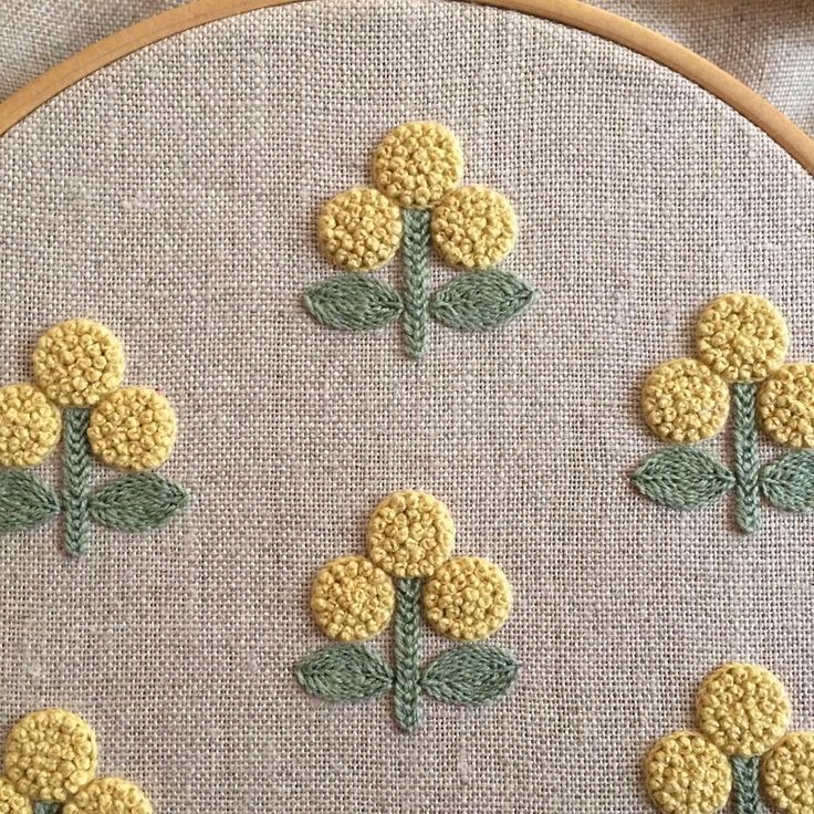 Best images about french knots on pinterest