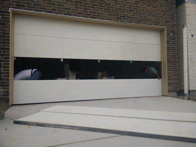 Dave Door Systems Attleborough Garage Door Repair Attleborough Ma 02760 978 592 2778 In 2020 Broken Garage Door Garage Door Panels Door Repair