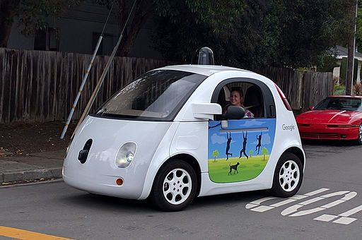 New Emerging Technology : DRIVERLESS CAR (SELF DRIVING CAR)