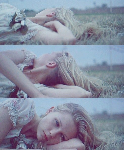 Lisbon girl. Heartbroken. Suicide later. The Virgin Suicides. '99.