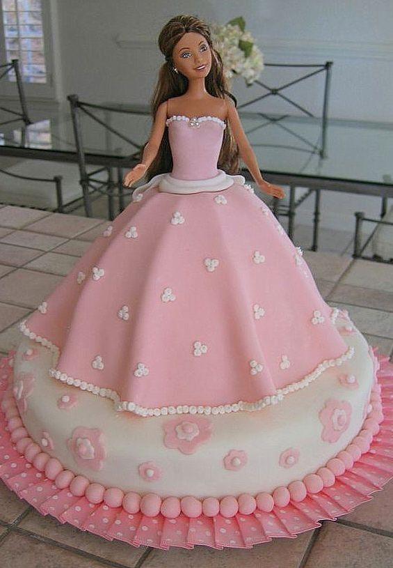 вкусный красивый торты куклы идеи с фото способа замене