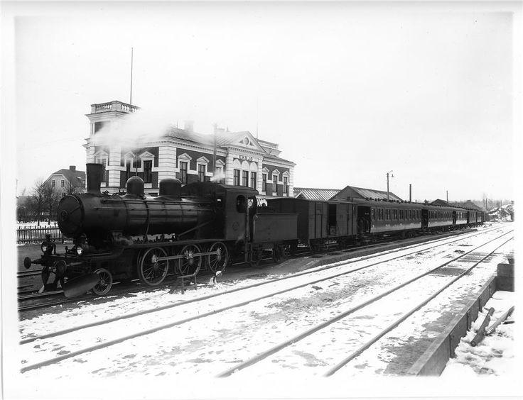 Eksjö 1917 NOJ lok 28