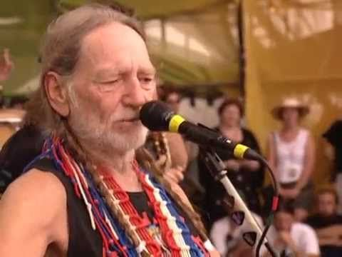 Willie Nelson - Poncho And Lefty - 7/25/1999 - Woodstock 99 East Stage (...