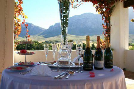 The 10 best places to taste bubbly in South Africa #Western Cape # Sparkling wine