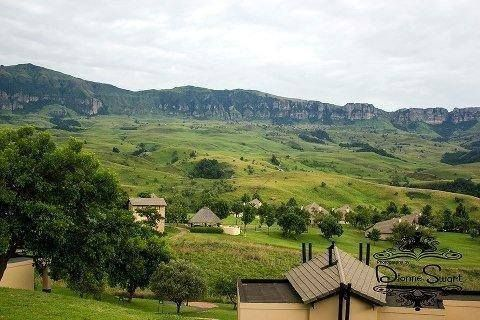 Picture perfect days in the Drakensberg