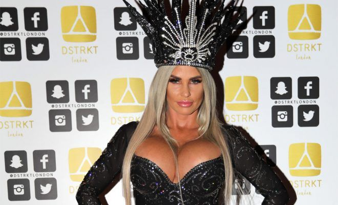 Katie Price earned more than Peter Andre