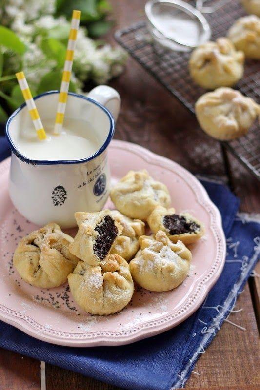Mákos muffin batyu