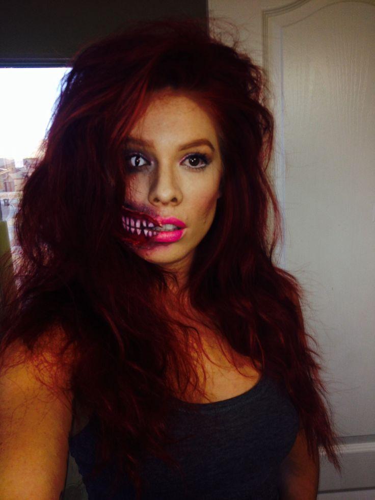 cute halloween zombie makeup wwwpixsharkcom images