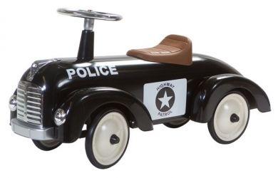 Bobby Retro Roller #Loopauto #Speelgoed #Politie Retroroller-shop.nl  Hoppashops.nl Hoppa-toys.nl