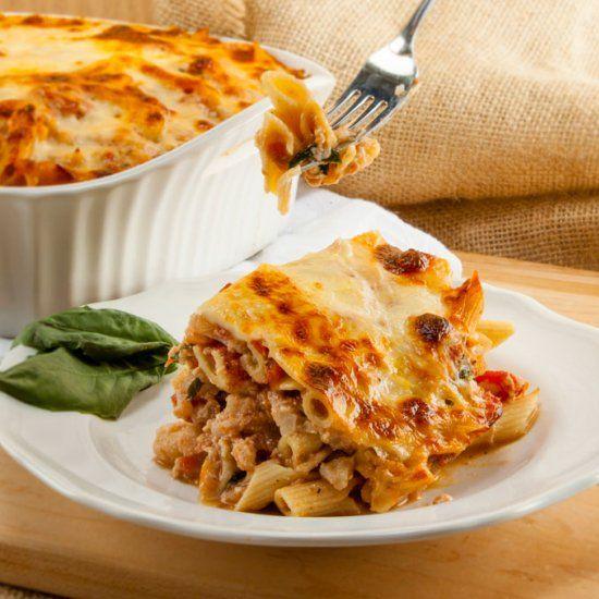 Πένες Μπολονέζ με λαχανικά στο φούρνο. Μια συνταγή για ένα λαχταριστό, πεντανόστιμο πιάτο για το οικογενειακό τραπέζι, το επίσημο τραπέζι και το μπουφέ σας