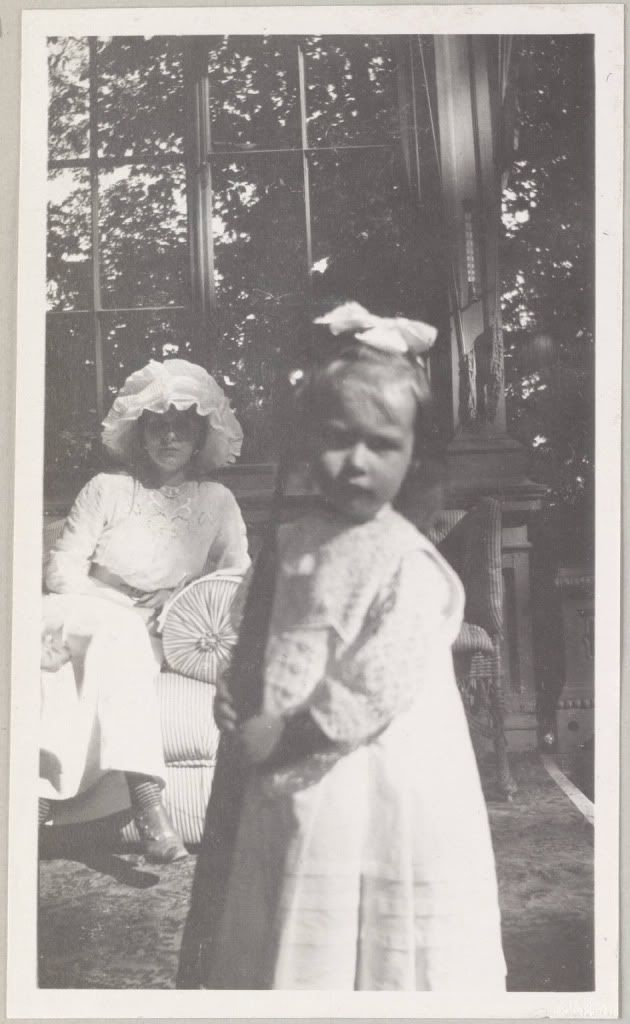 Toddler Grand Duchess Anastasia