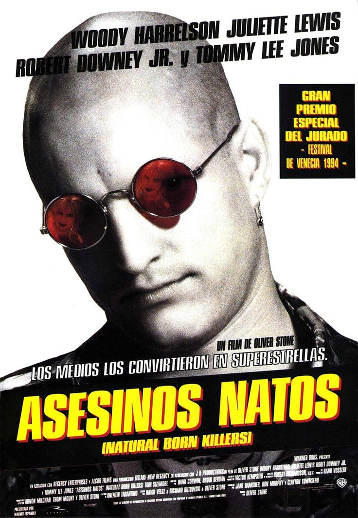 Natural Born Killers (1994) [Asesinos natos / Asesinos por naturaleza]
