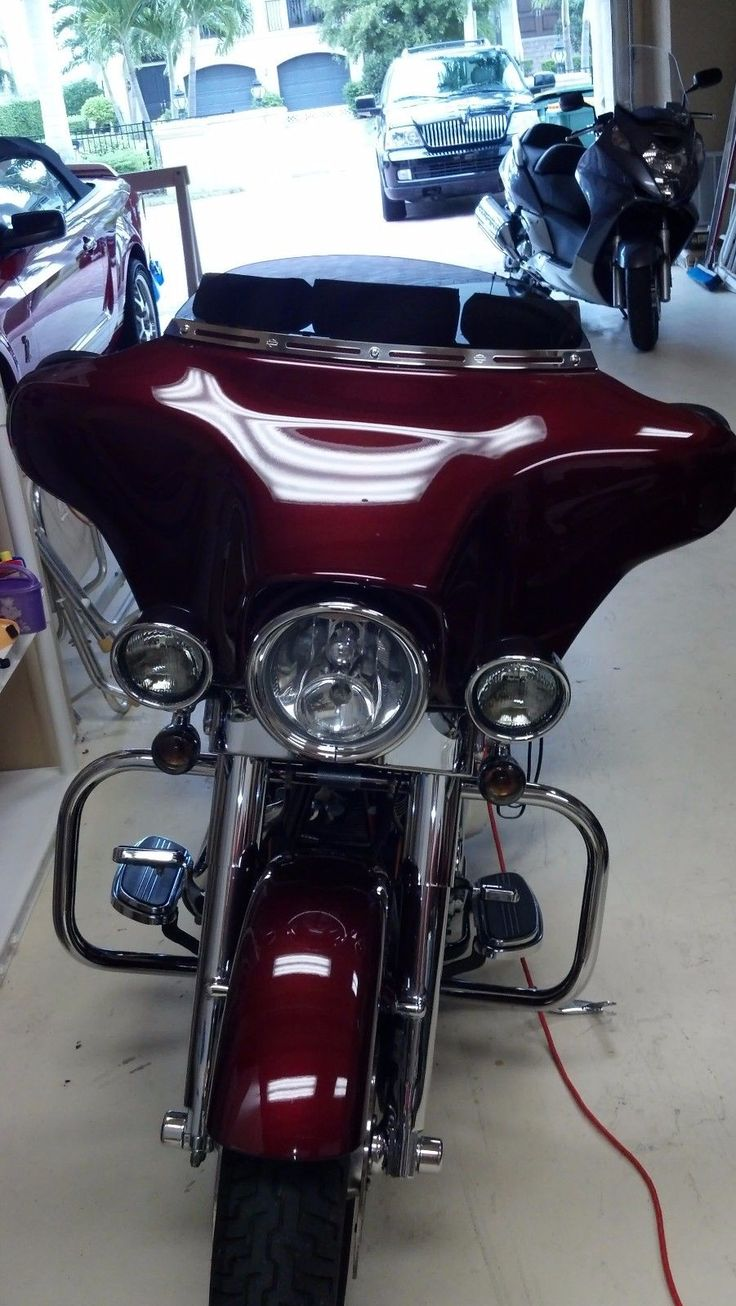 #Forsale 2008 Harley Davidson Street Glide #Auction @$8,900.00