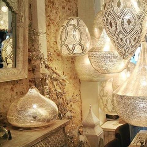 Hello ✨✨✨ #zenza #luminaire #laiton #artisanat #handmade #beautiful #oriental…