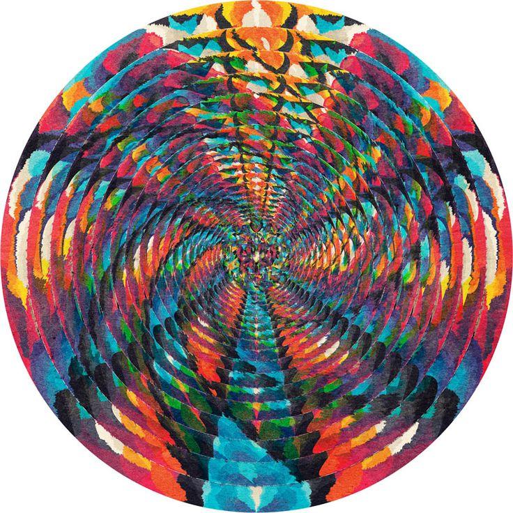psicodelia anai greog ilusiones opticas