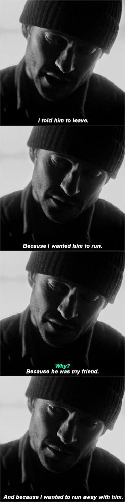 """II w a n t e d to run away with him."" do you ever cry"