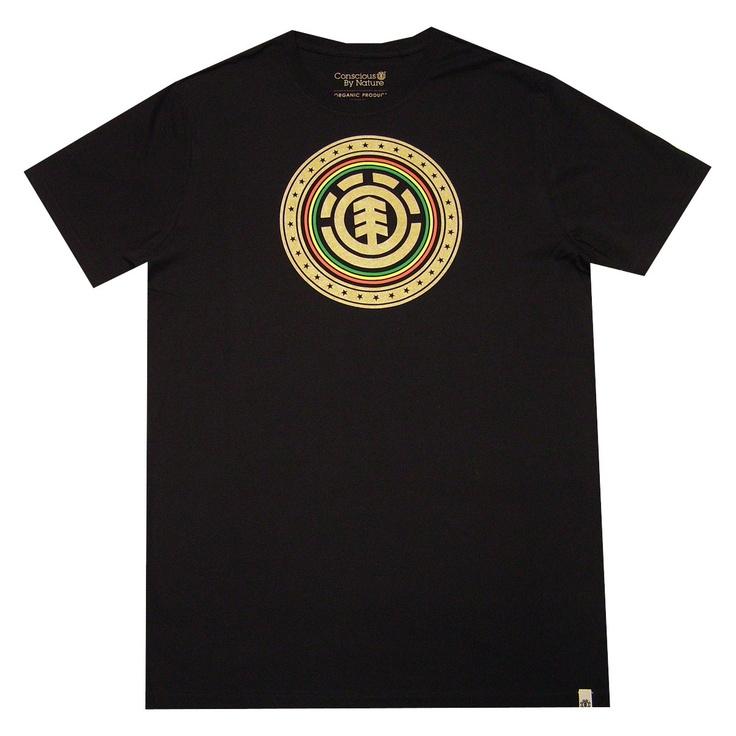 Element Rasta Seal tee-shirt black 35€ #element #tees #tee #tshirts #tshirt #skate #skateboard #skateboarding #skateshop #streetshop #skatewear #streetwear