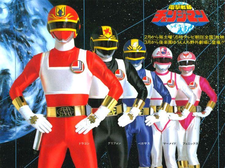 Degenki Sentai Changeman