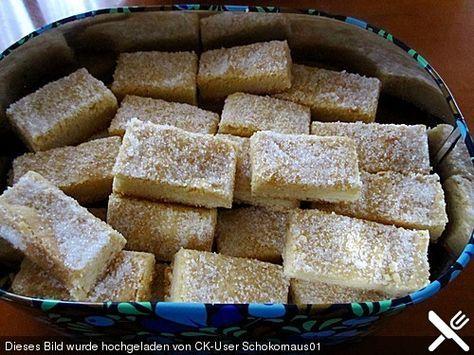 Marzipan - Stäbchen, ein schmackhaftes Rezept aus der Kategorie Kekse & Plätzchen. Bewertungen: 12. Durchschnitt: Ø 3,4.