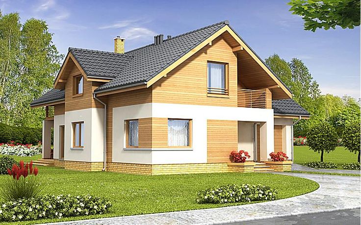 #projekt #domu Macchiato to bardzo ciekawa propozycja domu przeznaczonego dla 4-5 osobowej rodziny. Wyszukany architektoniczny detal, charakterystyczne podcienie, oraz wykończenie elewacji, sprawiają, że Macchiato to dom pełen uroku, utrzymany w niebanalnym i eleganckim stylu. Jednak największą zaletą projektu jest funkcjonalność. Dzięki przemyślanemu rozplanowaniu powierzchni, dom jest niezwykle wygodny i praktyczny w użytkowaniu. Niewątpliwym atutem domu będzie kuchnia zlokalizowana w…