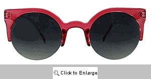 Coquette Cat Eye Sunglasses - 279 Pink