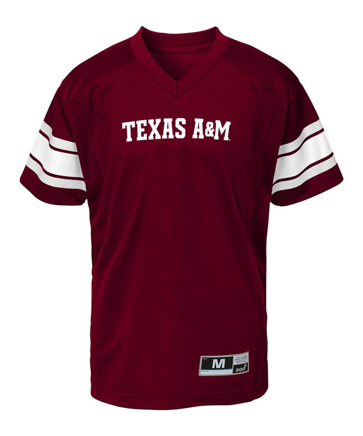 Texas A&M Aggies Gen2 Football Jersey - Kids