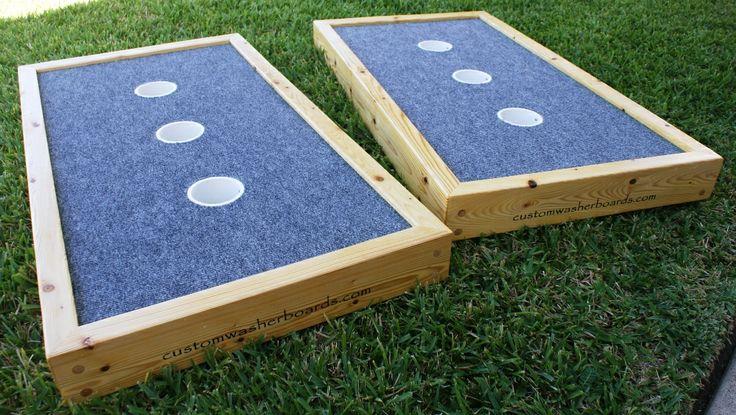 Custom Washer Boards
