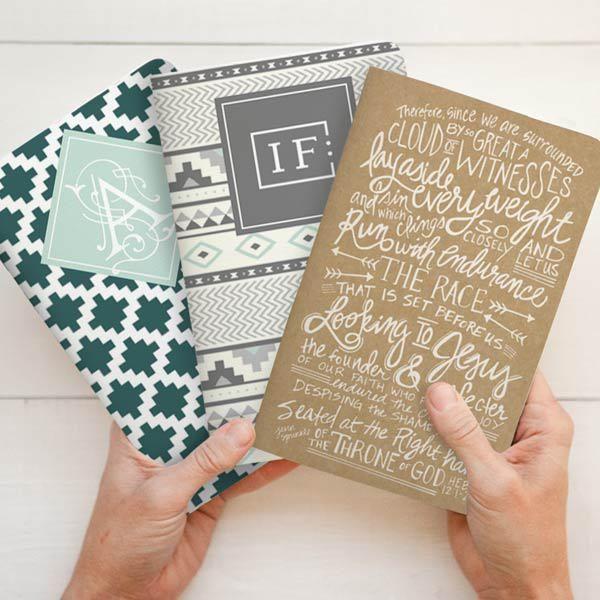 Beautiful notebooks - Maydesigns.com