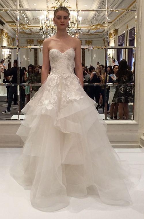 2950 best Wedding Elegance images on Pinterest | Gown wedding ...
