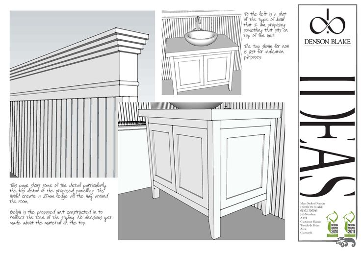 Here is the cabinet they did not like. It became clear it was the feet and they wanted it more built in.