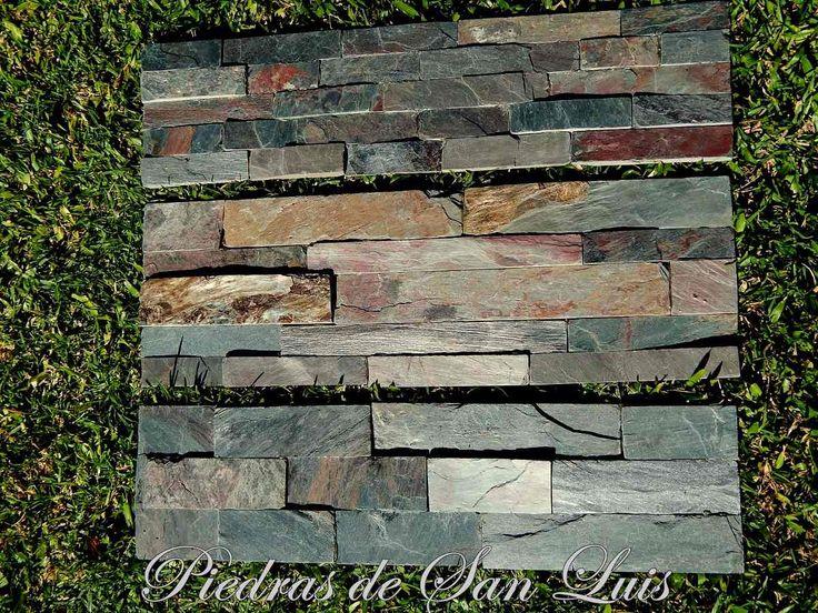 M s de 1000 ideas sobre revestimientos para paredes - Revestimiento exterior piedra ...