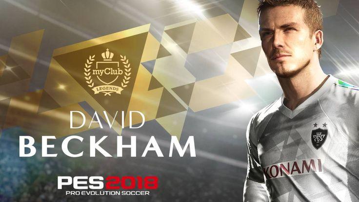 Ya puedes bajar gratis PES 2018 para móviles con Beckham en portada - AS Chile