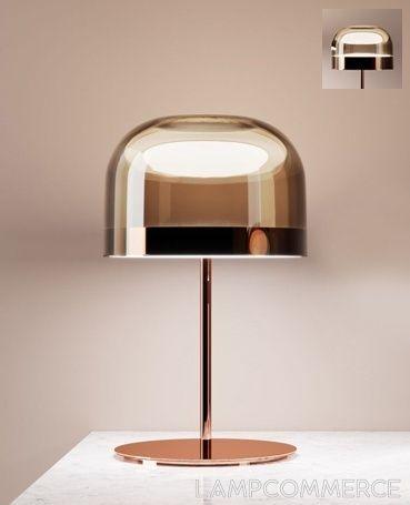 Equatore LED lámpara de sobremesa