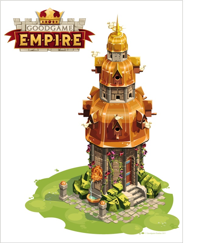 Goodgame Empire - Tower