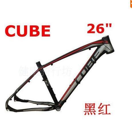 new model Aluminum mountain bike frame/15 models (Germany CUBE REACTION) 26 /27.5 / 29 inch lightweight cross-country bike racks