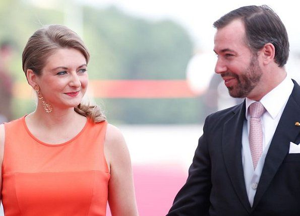 The Grand Ducal Family Celebrates National Day 2017