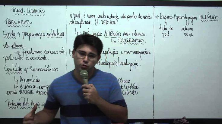TENDÊNCIAS PEDAGÓGICAS - PARTE II